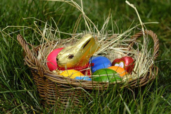Erholsame Ferien und frohe Ostern!